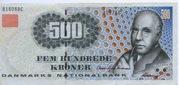 500 Kroner – avers