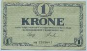 1 Krone (1916-1921) – avers