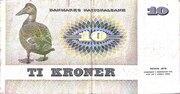 10 Kroner – revers