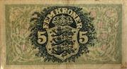5 Kroner – revers
