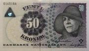 50 Kroner -  avers