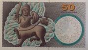 50 Kroner -  revers