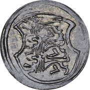 1 Penning - Christian III (Copenhagen mint) – avers