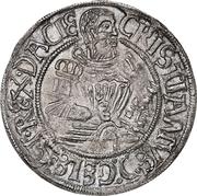 4 Skilling - Christian III (Roskilde mint) – avers