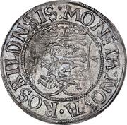 4 Skilling - Christian III (Roskilde mint) – revers