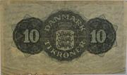 10 Kroner (Exchange Note Type 2) – revers