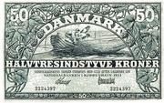 50 Kroner (Heilmann type 2) – avers