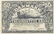 50 Kroner (Heilmann type III) – avers