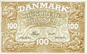 100 Kroner (Heilmann type II) – avers
