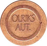 Vending Machine Token - Olriks Aut. – avers