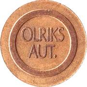 Vending Machine Token - Olriks Aut. – revers