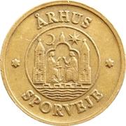 Århus Sporveje – avers