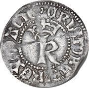1 Hvid - Christopher of Bavaria (Malmo mint) – avers