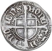 1 Hvid - Christopher of Bavaria (Malmo mint) – revers
