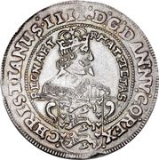 1 speciedaler - Christian IV (Type 3) – avers