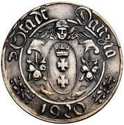 10 Pfennig (Ag) – avers