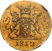 1 Grosz - Friedrich Wilhelm III (Or) – avers