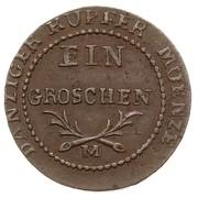 Groschen - François-Joseph Lefebvre – revers