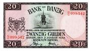 20 Gulden – avers