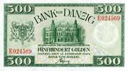 500 Gulden – avers