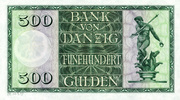 500 Gulden – revers