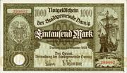 1000 Mark – avers