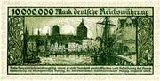 10,000,000 Mark – revers