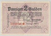 2 Gulden – avers