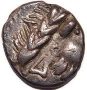 Drachma (Syrmium Celts) – avers