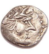 Drachma (Eastern Celts) – avers