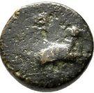 Bronze Æ11 (Dardanos) – avers