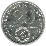 20 marks RDA – avers