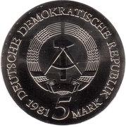 5 Mark (Tilman Riemenschneider) – avers