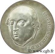 20 mark (Johann Gottfried Herder) – revers
