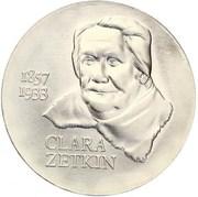 20 Mark (Clara Zetkin) – revers