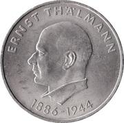 20 marks Ernst Thälmann -  revers