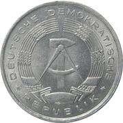 1 deutsche mark -  avers