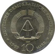 10 Mark (Johann Friedrich Böttger) -  avers
