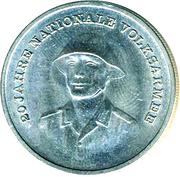 10 marks Armée (soldat) -  revers