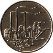 50 pfennig -  avers