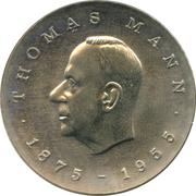 5 marks  Thomas Mann – revers