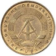 5 Pfennig (Pattern) – avers
