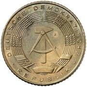 50 Pfennig (Pattern) – avers