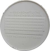 Medal - 25 Jahre Deutsche Demokratische Republik – avers
