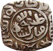 12 Gani - Qutb-ud-Din Mubarak – avers