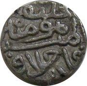 1 Jital - Muhammad bin Farid (Hadrat Dehli mint) – revers