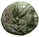 Bronze Æ9 (Delos) – avers