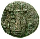 Bronze Æ9 (Delos) – revers