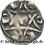 Denier de Déols - Guillaume Ier de Chauvigny – revers