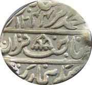 Rupee - Mohammad Akbar II [Kirat Singh] (Atelier de Dholpur) – avers